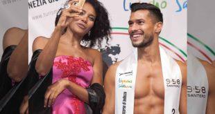 Denny Mendez e Mister Italia 2019 Rudy El Kholti