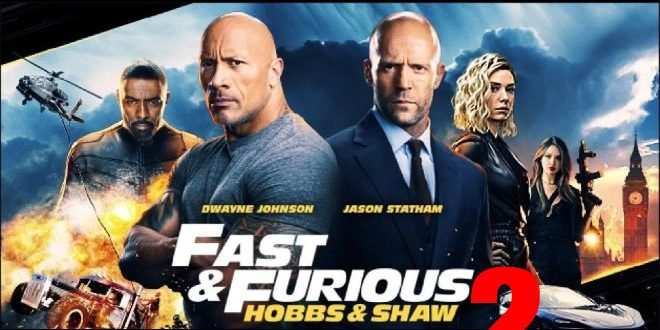 Fast and Furious – Hobbs & Shaw: il sequel ci sarà