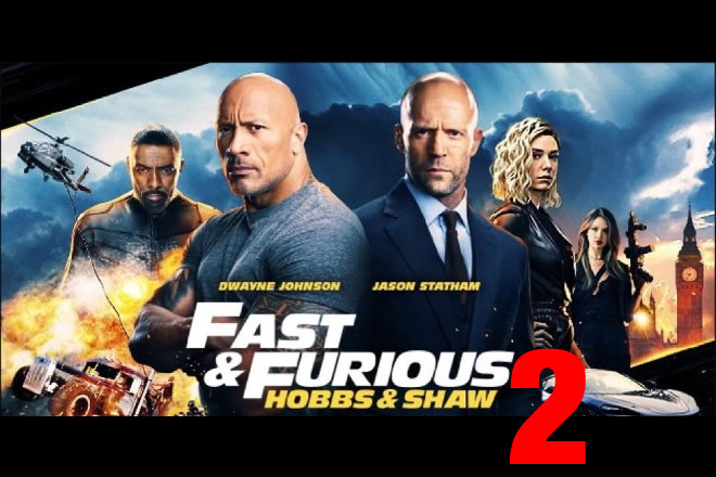 Fast and Furious - Hobbs & Shaw