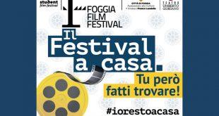 Foggia Film Festival 2020 - Io resto a casa