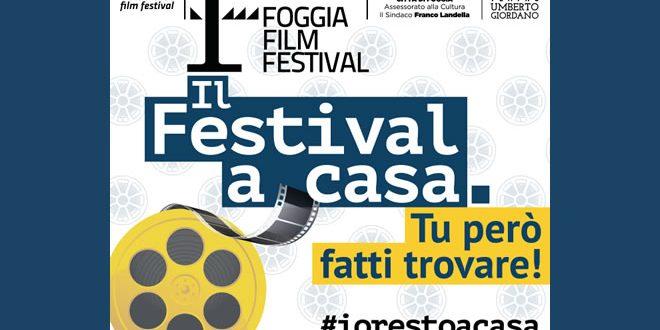 Foggia Film Festival 2020: la X edizione si anticipa online