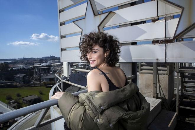 Giulia Molino. Foto di Maura Cesolini
