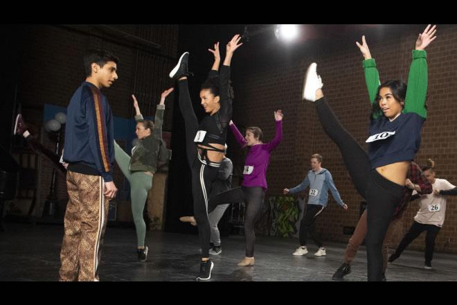 High School Musical - La serie Disney+. Foto da Ufficio Stampa