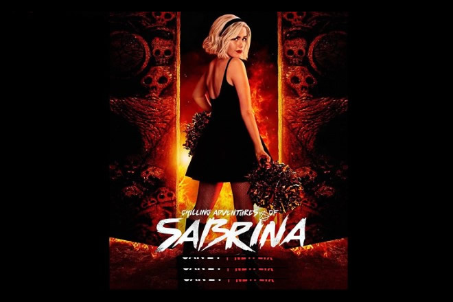 Le terrificanti avventure di Sabrina su Netflix