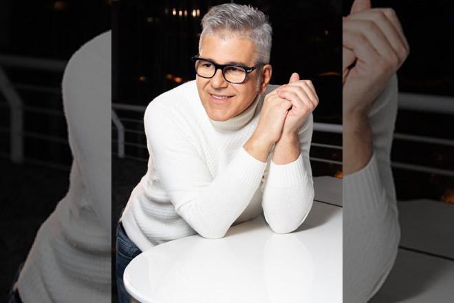 Michele Zarrillo. Foto di Gianni Bruccoleri
