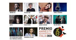 Premio Amnesty International Italia 2020