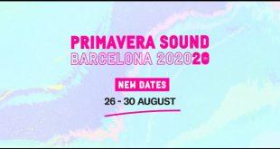 Primavera Sound Barcellona 2020