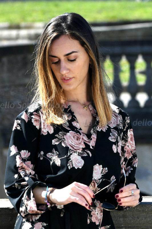 Primo piano di Valeria Angione