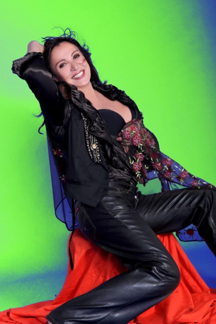 Viola Valentino. Foto da Ufficio Stampa