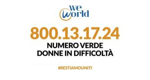 WeWorld a sostegno delle donne