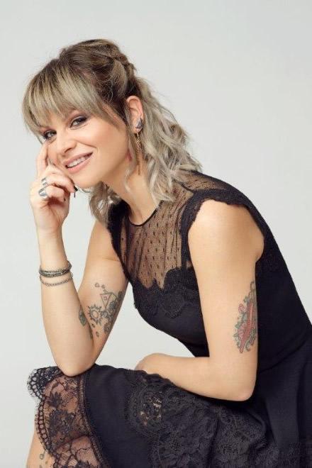 Alessandra Amoroso. Foto di Cosimo Buccolieri