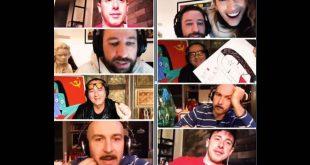 Canzone Sbagliata, l'iniziativa web di Danti