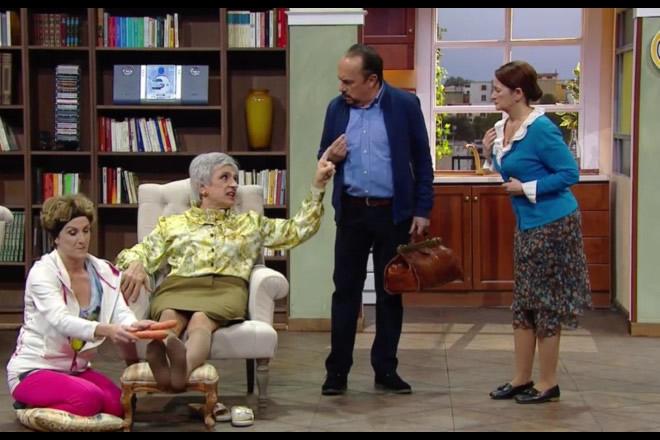 Di Mamma ce n'è una sola con Vincenzo Salemme