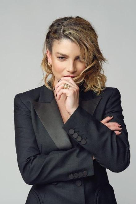 Emma Marrone. Foto di Cosimo Buccolieri