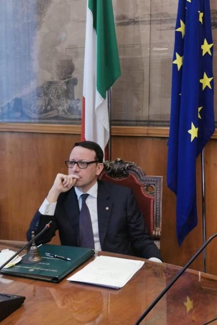 Fabrizio Luongo, Vice Presidente Vicario della Camera di Commercio di Napoli
