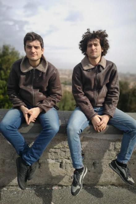 Fabrizio e Claudio Colica - Le Coliche