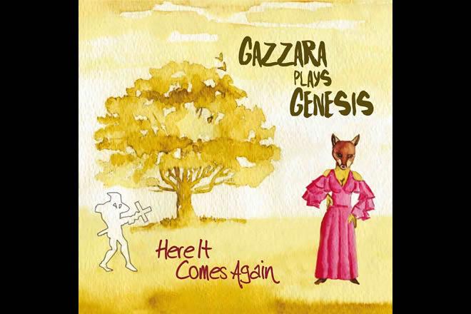 Francesca Gazzara - Gazzara Plays Genesis