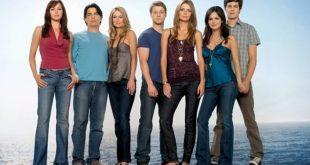Il cast della 3a stagione di The O.C. Foto dal Web