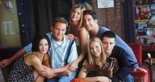 Il cast di Friends. Foto dal Web