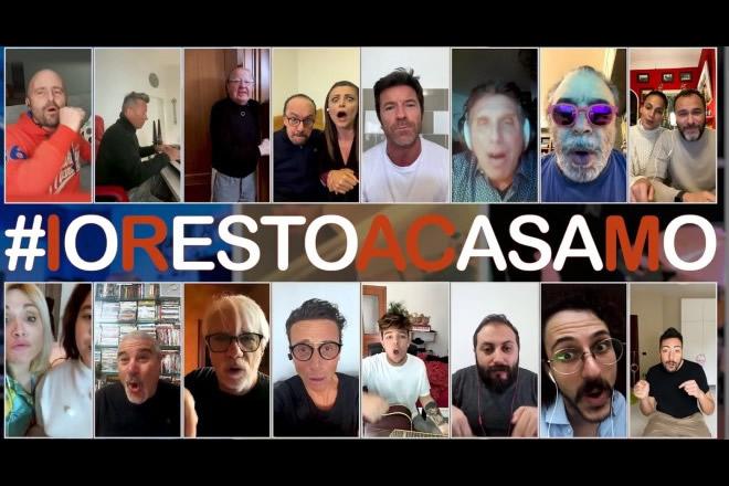 IoRestoACasaMo di Maurizio Casagrande