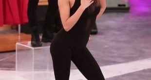 La ballerina di Amici, Francesca Tocca. Foto da Facebook