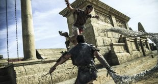 L'arena dei Gladiatori di Roma World a Cinecittà World