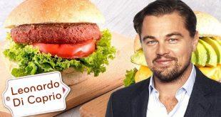 Leonardo Di Caprio per Beyond Meat
