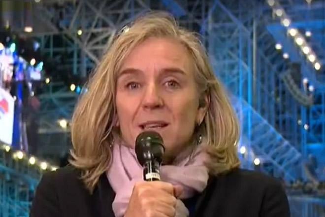 L'inviata Rai, Giovanna Botteri
