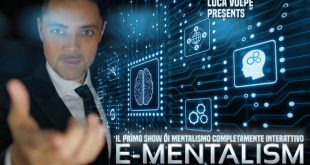 Luca Volpe - E-Mentalism