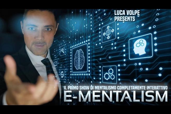 Luca Volpe - E-Mentalism