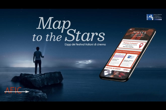 Map to the stars - AFIC