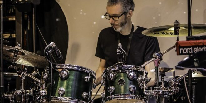 Intervista a Marc Turiaux degli RPWL: vita da batterista