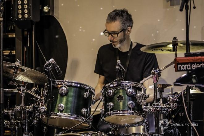 Marc Turiaux. Foto di Charli's Pictures