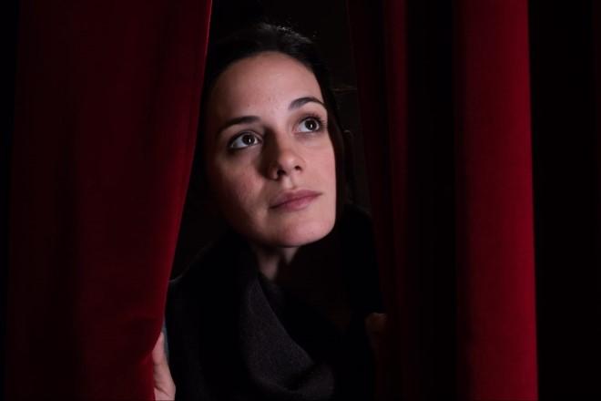 Margherita Mannino a teatro