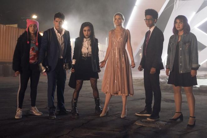 Marvel's Runaways. Foto da Ufficio Stampa