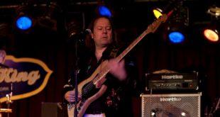 Mauro Lake BB King dei ELP Tribute Project