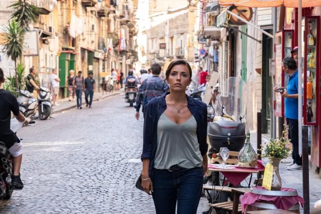 Serena Rossi in 7 ore per farti innamorare. Foto da Ufficio Stampa