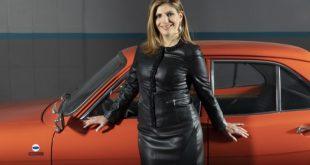 Silvia Tancredi. Foto di Roberto Borgo