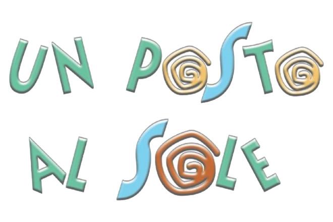 Un posto al sole - Logo