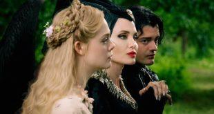 Angelina Jolie è Maleficent - Signora del Male