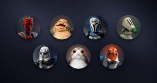 Avatar di Star Wars Day su Disney+