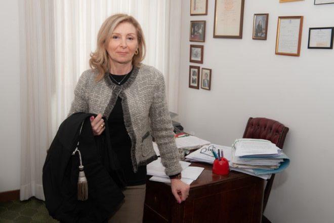Avvocato Valentina Ruggiero. Foto da Ufficio Stampa