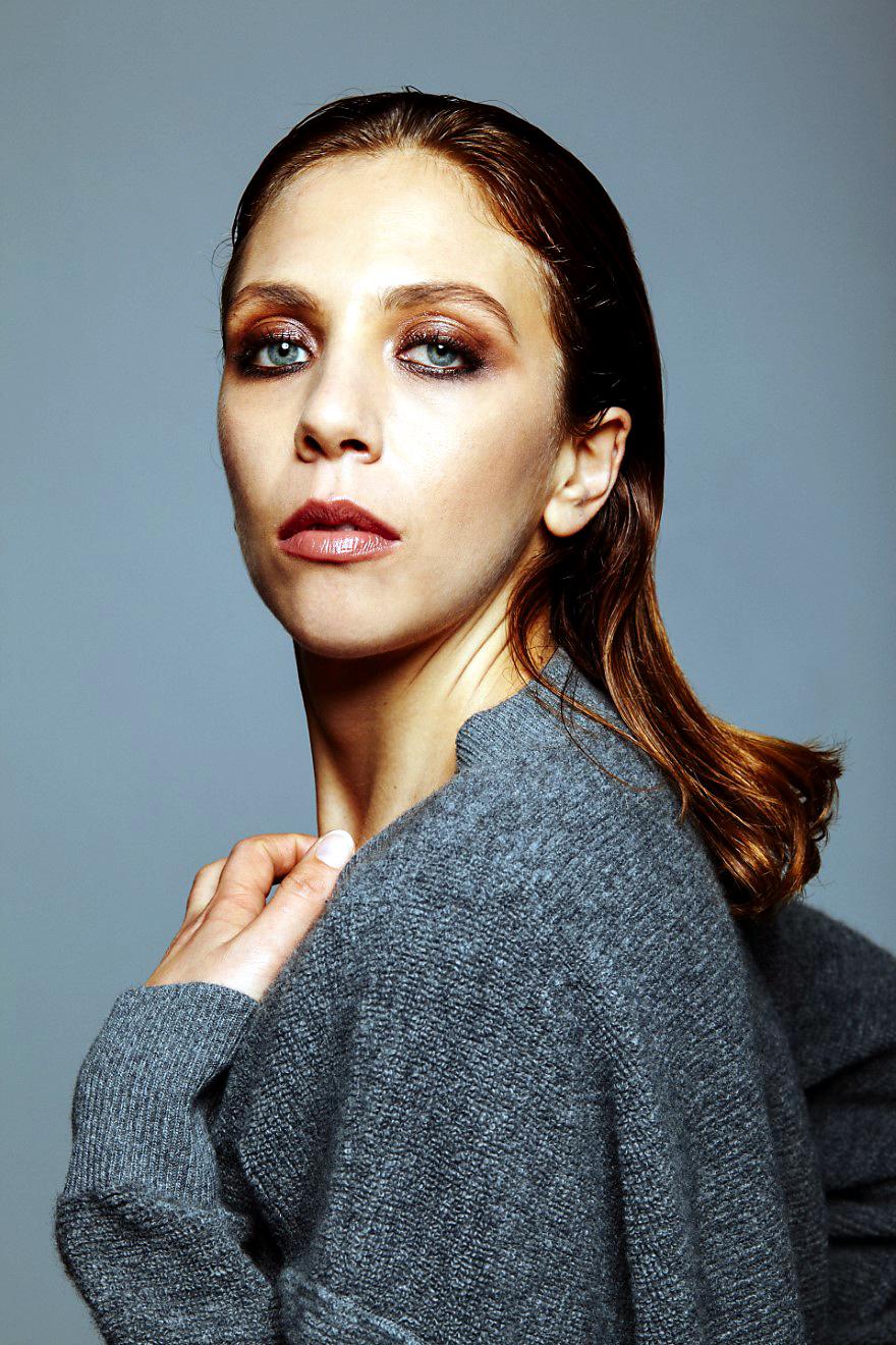 Barbara Chichiarelli. Foto di Alessandro Cantarini