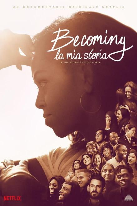 Becoming - La mia Storia di Michelle Obama