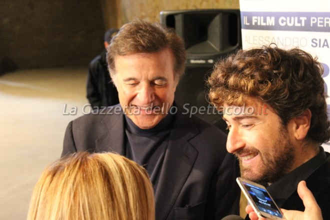 Christian De Sica e Alessandro Siani