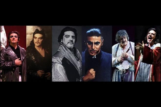 Collage foto Vittorio Matteucci