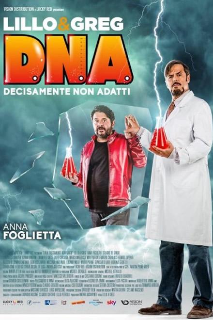 DNA - Decisamente non adatti, di Lillo e Greg