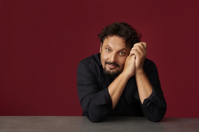 Enrico Brignano. Foto da Ufficio Stampa
