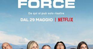 La locandina di Space Force