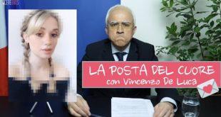 La posta del Cuore di Vincenzo De Luca vista dai The CereBros